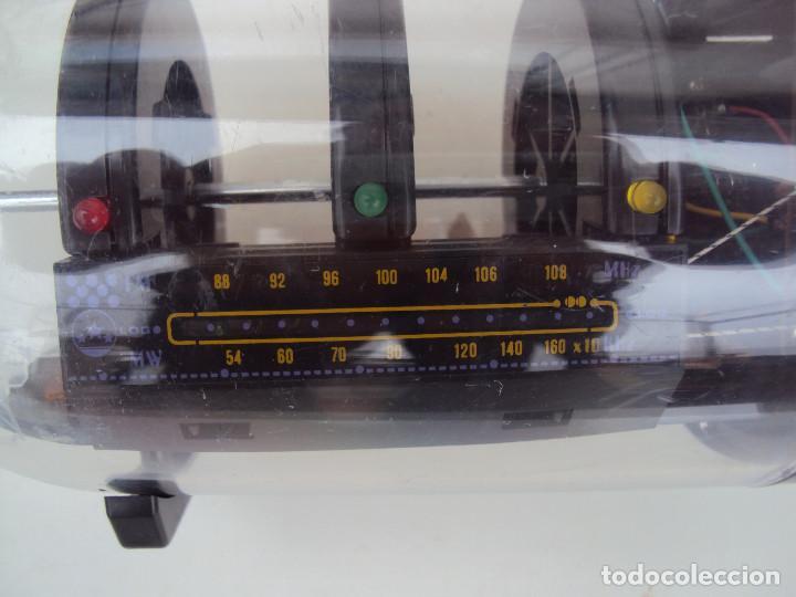 Radios antiguas: RADIO SICODELICA VINTAGE - Foto 7 - 191972257