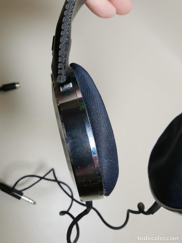 Radios antiguas: HEADPHONES AURICULARES ONKYO HP-100 -OSAKA JAPAN 1977 - Foto 17 - 191995051