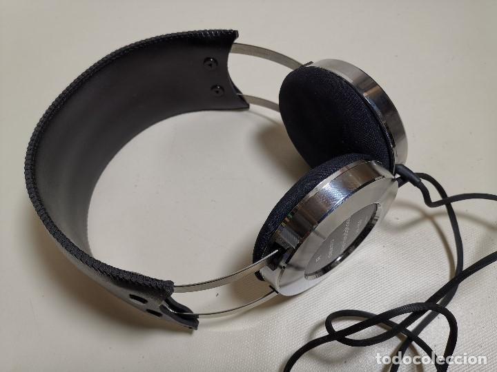 Radios antiguas: HEADPHONES AURICULARES ONKYO HP-100 -OSAKA JAPAN 1977 - Foto 24 - 191995051