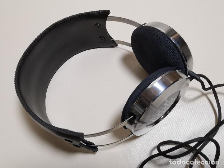 Radios antiguas: HEADPHONES AURICULARES ONKYO HP-100 -OSAKA JAPAN 1977 - Foto 25 - 191995051