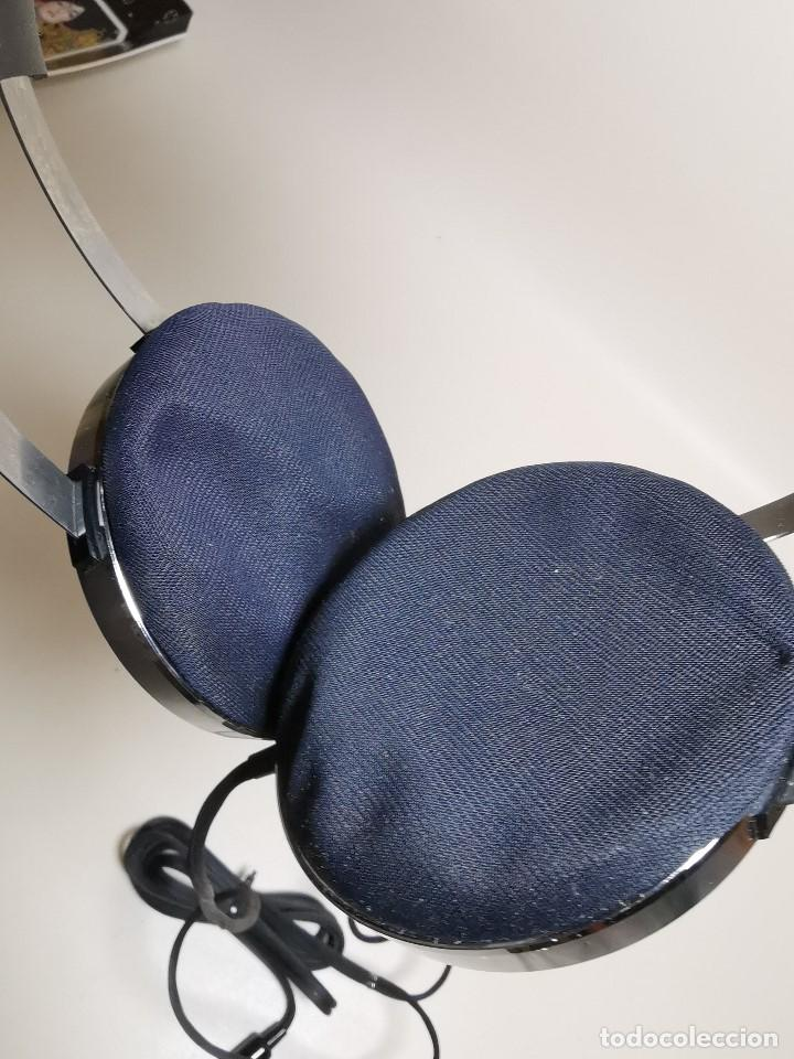 Radios antiguas: HEADPHONES AURICULARES ONKYO HP-100 -OSAKA JAPAN 1977 - Foto 38 - 191995051