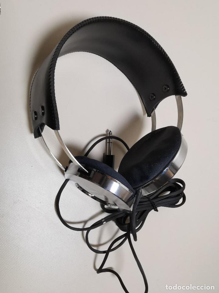 Radios antiguas: HEADPHONES AURICULARES ONKYO HP-100 -OSAKA JAPAN 1977 - Foto 41 - 191995051