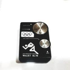 Radios antiguas: RADIO WALKY SLIM AM. Lote 192065561