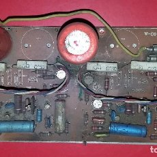 Radios antiguas: ETAPA POTENCIA A TRANSISTORES.. Lote 192728627