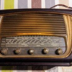 Radios antiguas: RADIO RADIALVA.. Lote 192845280