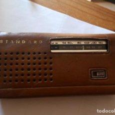 Radios antiguas: TRANSISTOR STANDARD . Lote 193048027