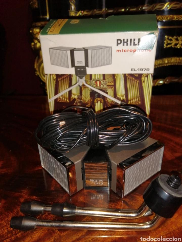 Radios antiguas: Modelo:Stereo-Mikrofon EL1979- Philips - Foto 2 - 193427597