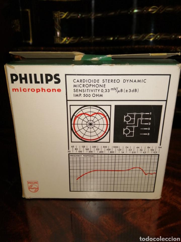 Radios antiguas: Modelo:Stereo-Mikrofon EL1979- Philips - Foto 3 - 193427597