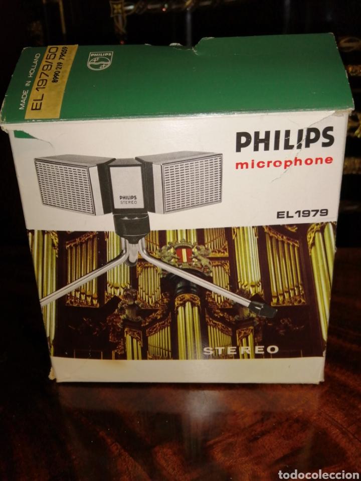Radios antiguas: Modelo:Stereo-Mikrofon EL1979- Philips - Foto 4 - 193427597