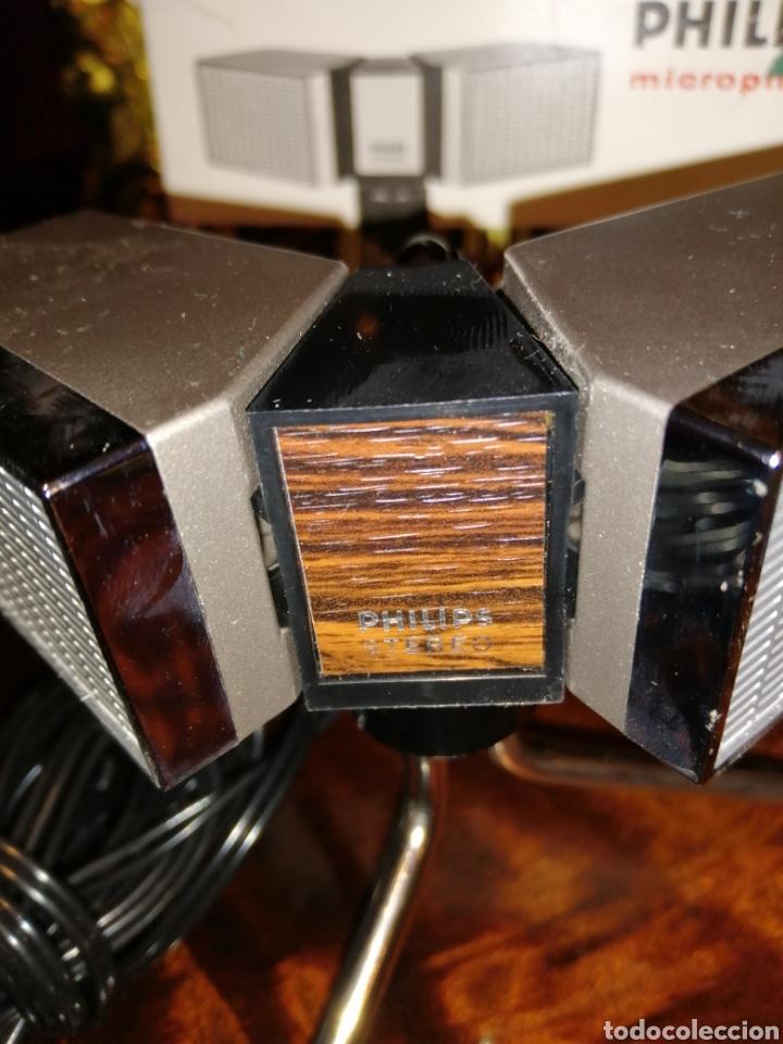 Radios antiguas: Modelo:Stereo-Mikrofon EL1979- Philips - Foto 6 - 193427597