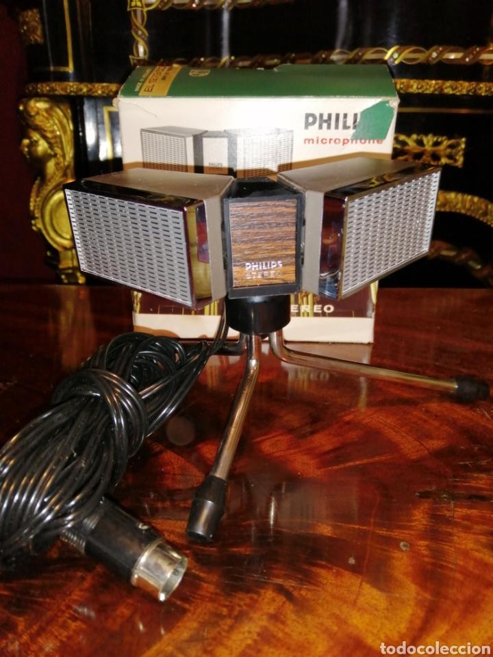 MODELO:STEREO-MIKROFON EL1979- PHILIPS (Radios, Gramófonos, Grabadoras y Otros - Transistores, Pick-ups y Otros)