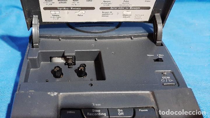 Radios antiguas: contestador automatico philips td 9359... - Foto 4 - 193451448