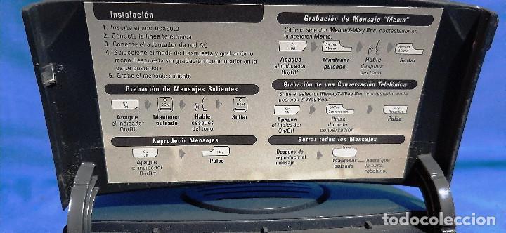 Radios antiguas: contestador automatico philips td 9359... - Foto 5 - 193451448