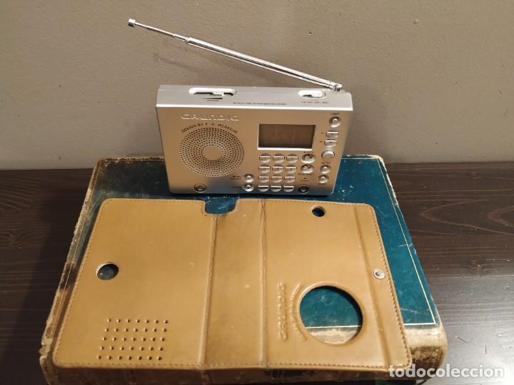 Radios antiguas: Grundig Yb-P 2000 diseño por F.A. Porsche Am/fm Despertador radio de onda corta - Foto 6 - 193636368