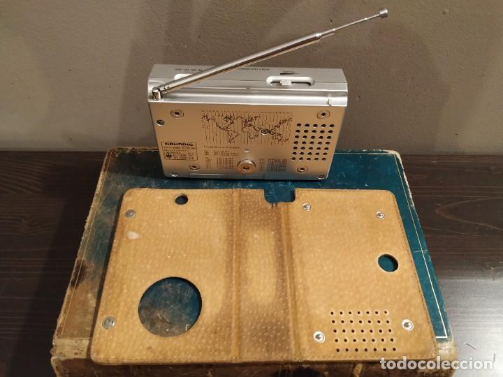 Radios antiguas: Grundig Yb-P 2000 diseño por F.A. Porsche Am/fm Despertador radio de onda corta - Foto 7 - 193636368