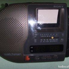 Radios antiguas: WATCHMAN DE SONY FD-C290. Lote 193652736