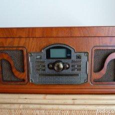 Radios antiguas: TOCADISCOS LAUSON. Lote 193913043
