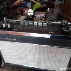 Radios antiguas: NORDMENDE GLOBERTROTER. Lote 193168868