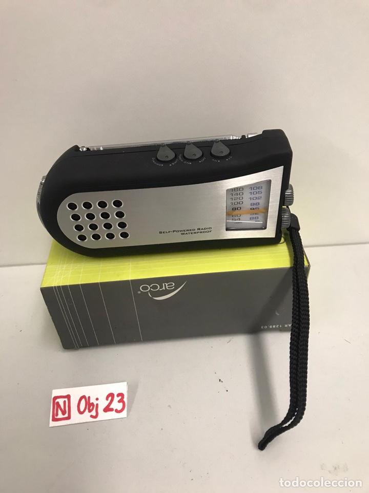 RADIO LINTERNA NUEVO (Radios, Gramófonos, Grabadoras y Otros - Transistores, Pick-ups y Otros)