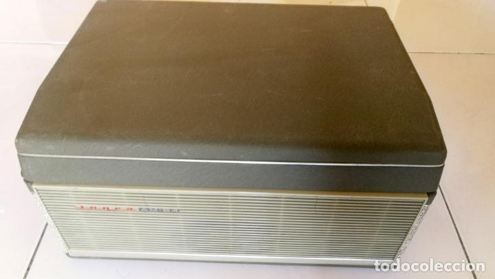 Radios antiguas: MAGNETOFONO INGRA AM 64 - COMPLETO Y FUNCIONANDO - CV - Foto 2 - 194209430