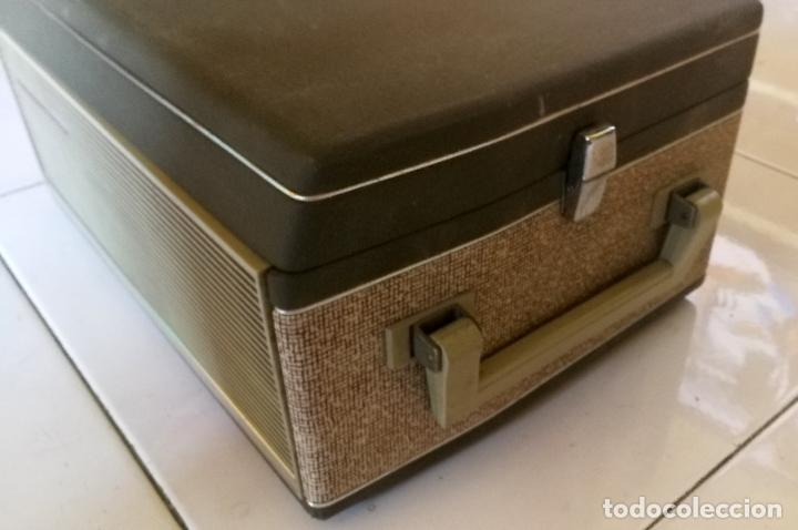 Radios antiguas: MAGNETOFONO INGRA AM 64 - COMPLETO Y FUNCIONANDO - CV - Foto 4 - 194209430