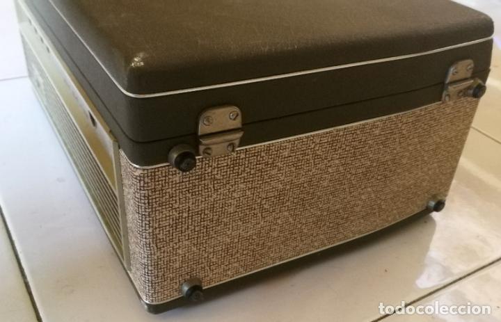 Radios antiguas: MAGNETOFONO INGRA AM 64 - COMPLETO Y FUNCIONANDO - CV - Foto 5 - 194209430