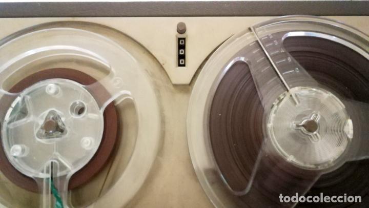 Radios antiguas: MAGNETOFONO INGRA AM 64 - COMPLETO Y FUNCIONANDO - Foto 9 - 194209430