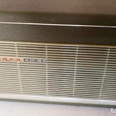Radios antiguas: MAGNETOFONO INGRA AM 64 - COMPLETO Y FUNCIONANDO. Lote 194209430