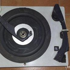 Radios antiguas: TOCADISCOS PERPETUUM EBNER PE 66.. Lote 194212315