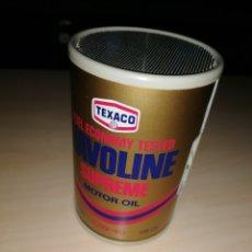Radios antiguas: ANTIGUA RADIO TRANSISTOR TEXACO HAVOLINE. Lote 194216048