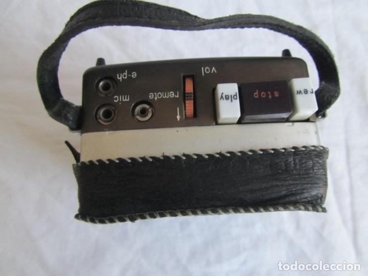 Radios antiguas: Magnetófono Aiwa TP-60R - Foto 6 - 194218838
