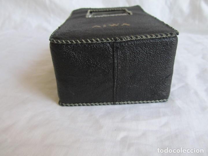 Radios antiguas: Magnetófono Aiwa TP-60R - Foto 7 - 194218838