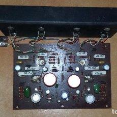 Radios antiguas: ETAPA DE POTENCIA CON 2N3055.. Lote 194238906