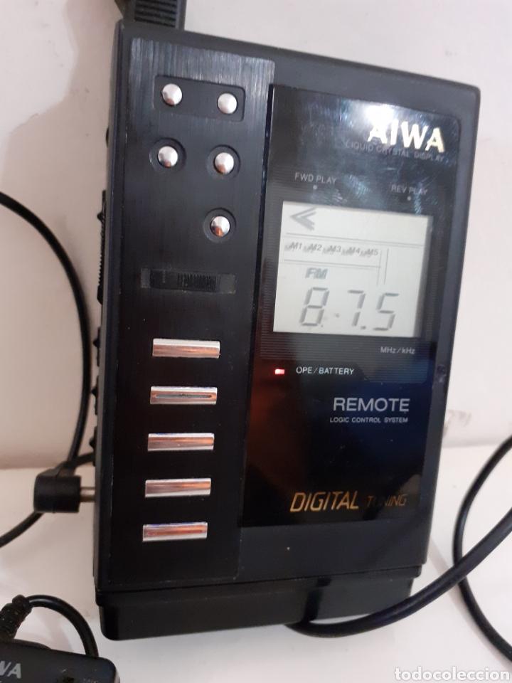 Radios antiguas: AIWA STEREO RECORDER RADIO CASETTE HS JX01 - Foto 2 - 194276078