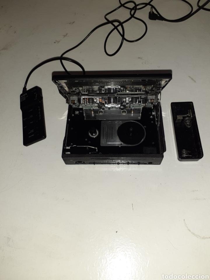 Radios antiguas: AIWA STEREO RECORDER RADIO CASETTE HS JX01 - Foto 3 - 194276078