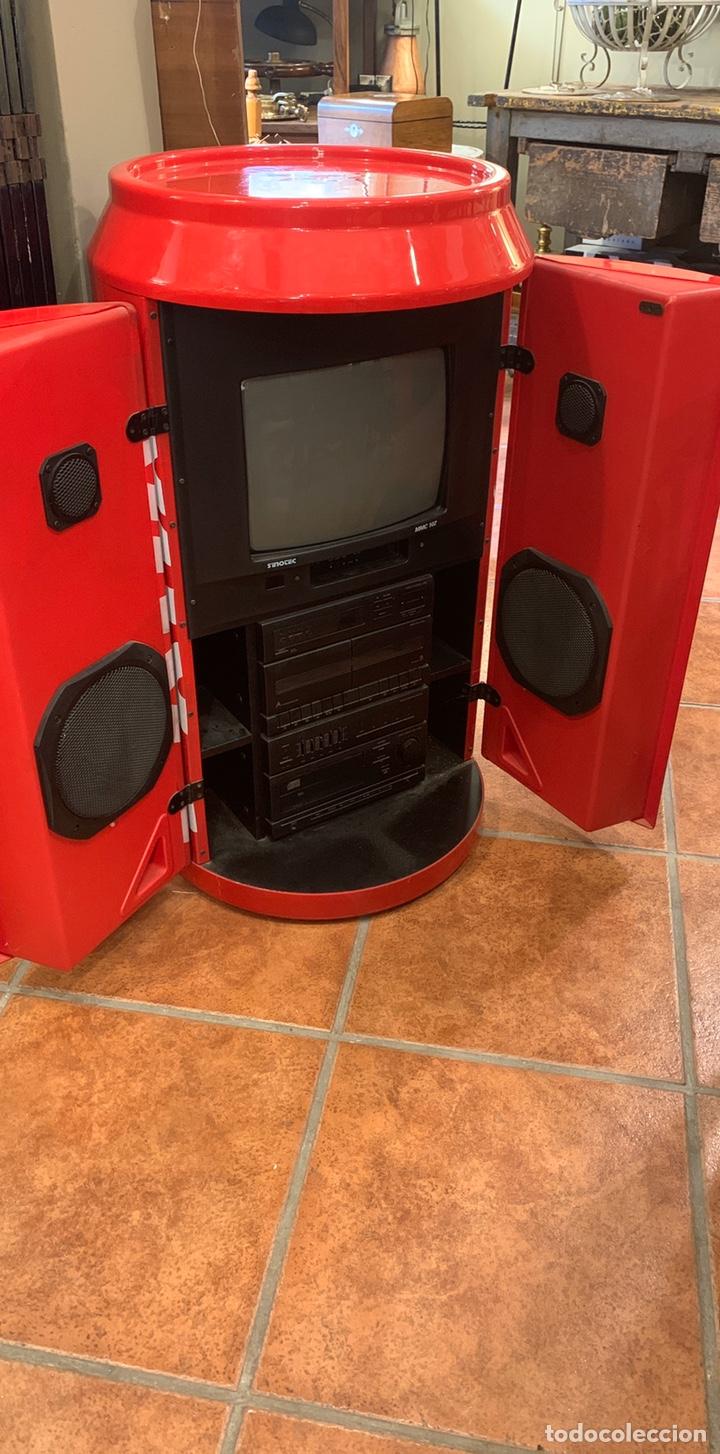 Radios antiguas: Cocacola minicadena - Foto 3 - 194281038