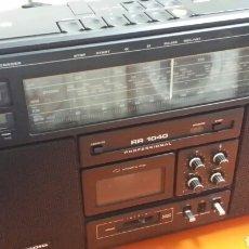 Radios antiguas: RECEPTOR RADIO GRUNDIG RR-1040.PROFESSIONAL.. Lote 194333350
