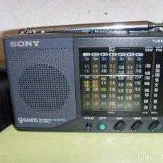 Radios antiguas: RADIO SONY ICF SW23. Lote 194342083