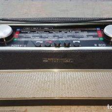 Radios antiguas: RADIO PORTATIL ROBERTS CO LTD R600. Lote 194342265