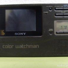 Radios antiguas: WATCHMAN DE SONY FDL-3500 . Lote 194343837