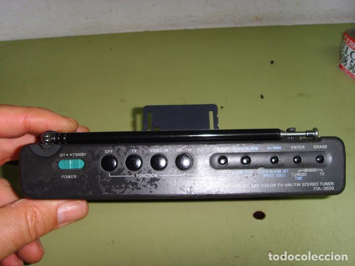 Radios antiguas: WATCHMAN DE SONY FDL-3500 - Foto 2 - 194343837
