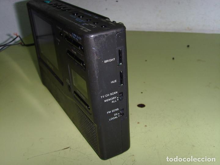 Radios antiguas: WATCHMAN DE SONY FDL-3500 - Foto 6 - 194343837