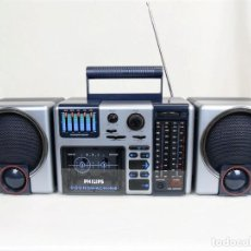 Radios antiguas: MINI CADENA PHILIPS D8354 AÑO 1986. Lote 194354193