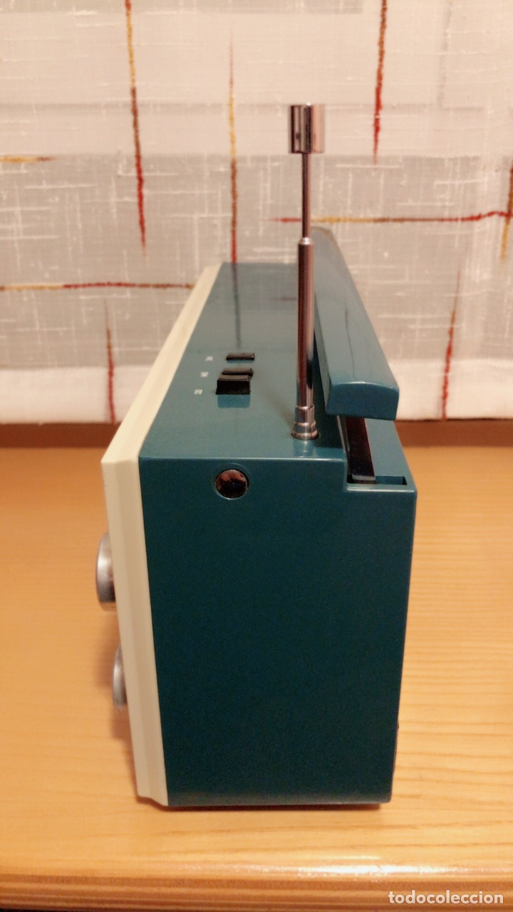 Radios antiguas: Radio LAVIS 922, ,funciona bien, Ver vídeo - Foto 3 - 194359865