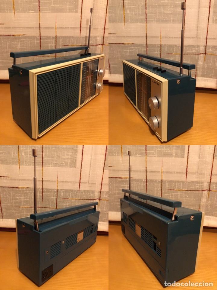 Radios antiguas: Radio LAVIS 922, ,funciona bien, Ver vídeo - Foto 8 - 194359865