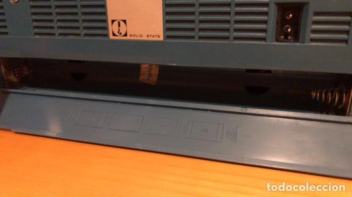 Radios antiguas: Radio LAVIS 922, ,funciona bien, Ver vídeo - Foto 11 - 194359865