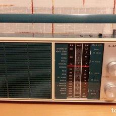 Radios antiguas: RADIO LAVIS 922, ,FUNCIONA BIEN, VER VÍDEO. Lote 194359865