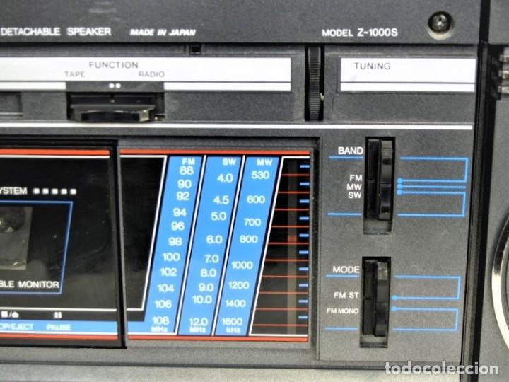 Radios antiguas: Mini cadena Unisef Z-1000S - Foto 3 - 194362250