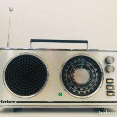 Radios antiguas: INTER EUROMODUL. Lote 194363910