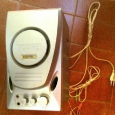 Radios antiguas: WOOFER ESIRA. Lote 194378050